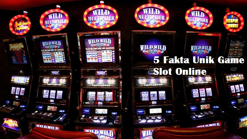 5 Fakta Unik Game Slot Online