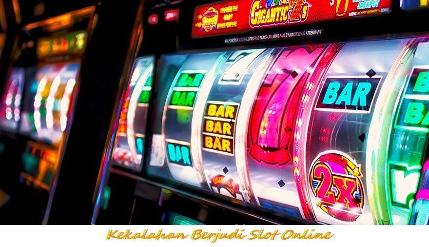 Menghindari Kekalahan Berjudi Slot Online