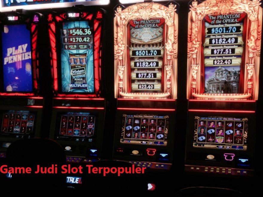 Situs Judi Slot Mesin